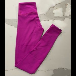 Lululemon Reversible Wunder Under Leggings